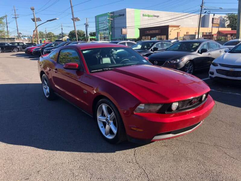 2010 Ford Mustang for sale at EUROPEAN AUTO EXPO in Lodi NJ