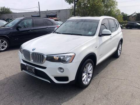 2015 BMW X3 for sale at EUROPEAN AUTO EXPO in Lodi NJ