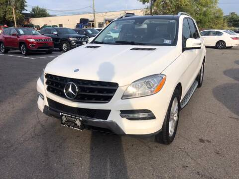 2014 Mercedes-Benz M-Class for sale at EUROPEAN AUTO EXPO in Lodi NJ