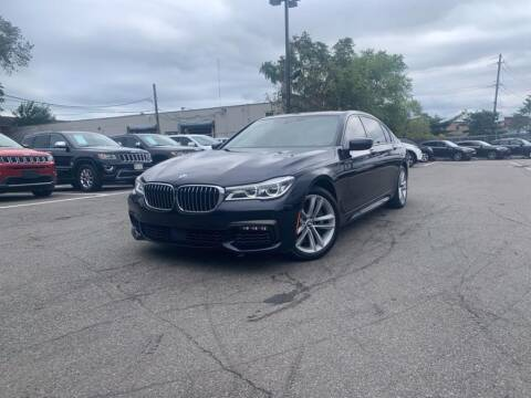 2016 BMW 7 Series for sale at EUROPEAN AUTO EXPO in Lodi NJ