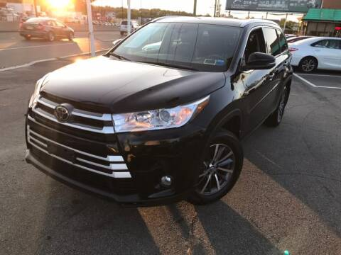 2017 Toyota Highlander for sale at EUROPEAN AUTO EXPO in Lodi NJ