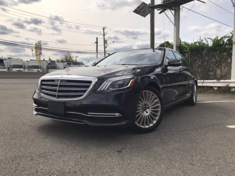 2018 Mercedes-Benz S-Class for sale at EUROPEAN AUTO EXPO in Lodi NJ