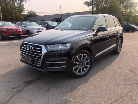 2018 Audi Q7 for sale at EUROPEAN AUTO EXPO in Lodi NJ