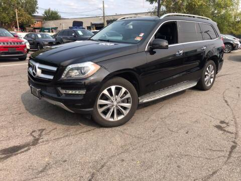2013 Mercedes-Benz GL-Class for sale at EUROPEAN AUTO EXPO in Lodi NJ
