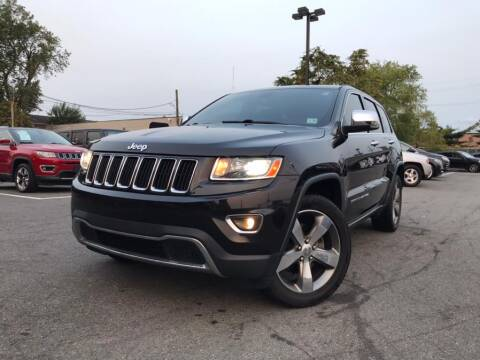 2016 Jeep Grand Cherokee for sale at EUROPEAN AUTO EXPO in Lodi NJ
