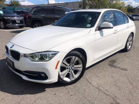 2016 BMW 3 Series for sale at EUROPEAN AUTO EXPO in Lodi NJ