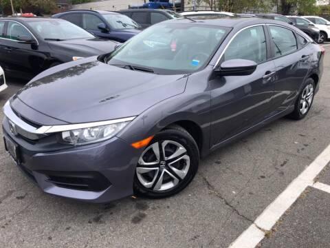 2017 Honda Civic for sale at EUROPEAN AUTO EXPO in Lodi NJ