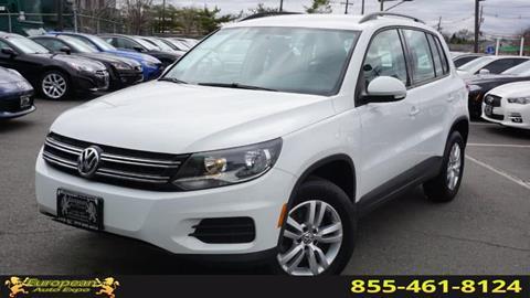 2015 Volkswagen Tiguan for sale in Lodi, NJ