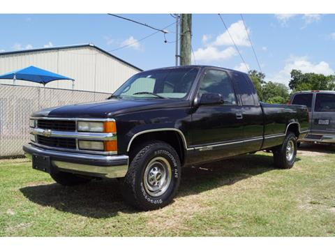 1995 Chevrolet C/K 2500 Series for sale in Richwood, TX