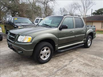 2004 Ford Explorer Sport Trac for sale in Richwood, TX