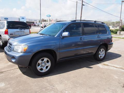2006 Toyota Highlander for sale in Richwood, TX