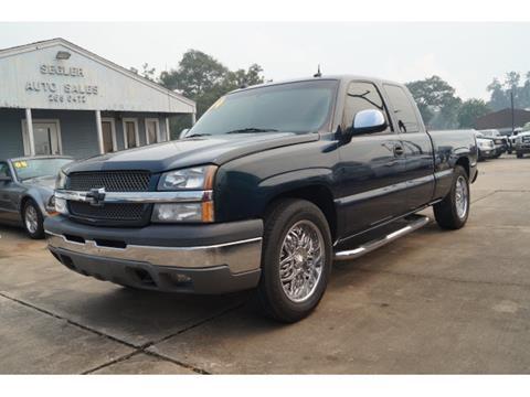 2004 Chevrolet Silverado 1500 for sale in Richwood, TX