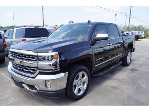 2016 Chevrolet Silverado 1500 for sale in Richwood, TX