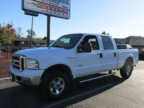 2005 Ford F-250 Super Duty for sale in Salem, OR