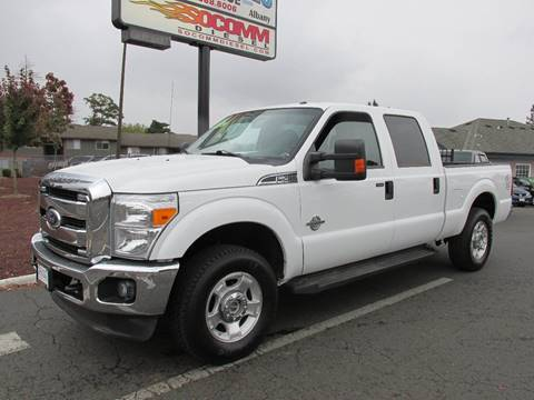 2011 Ford F-250 Super Duty for sale in Salem, OR