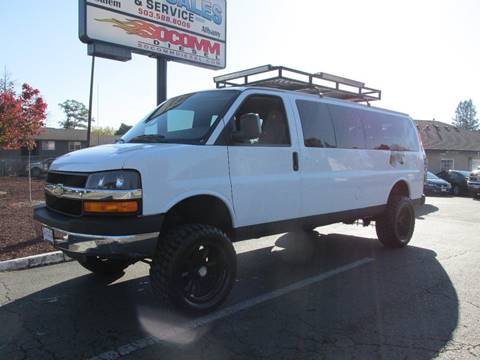 2012 Chevrolet Express Passenger for sale in Salem, OR