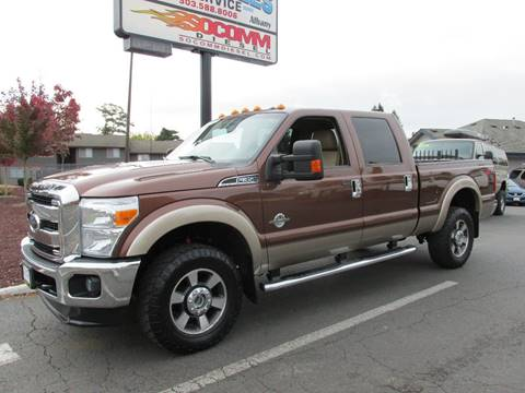 2011 Ford F-350 Super Duty for sale in Salem, OR