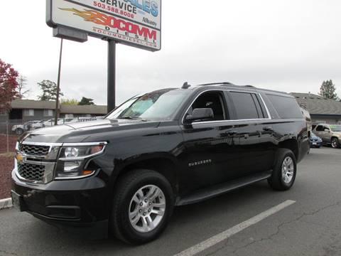 2017 Chevrolet Suburban for sale in Salem, OR