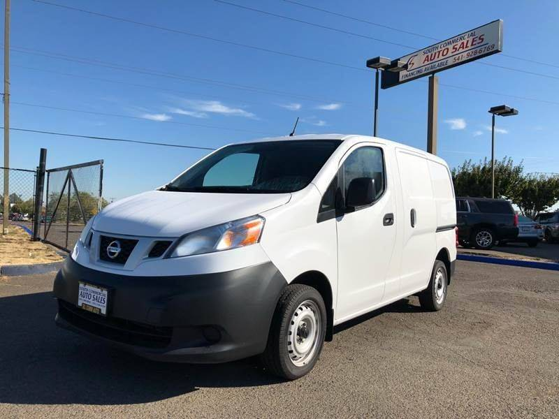 2017 Nissan Nv200 S 4dr Cargo Mini Van In Salem Or South