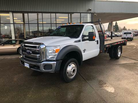 2012 Ford F-550 Super Duty for sale in Salem, OR