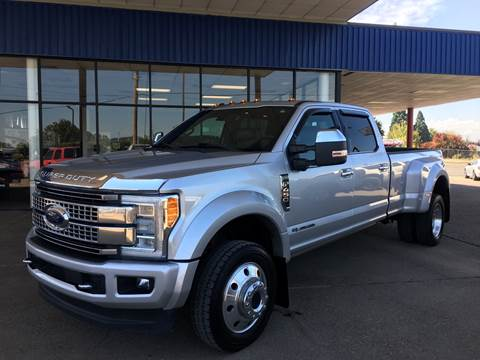2017 Ford F-450 Super Duty for sale in Salem, OR