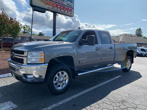 2012 Chevrolet Silverado 3500HD for sale in Salem, OR