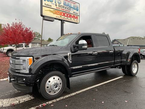 2019 Ford F-450 Super Duty for sale in Salem, OR