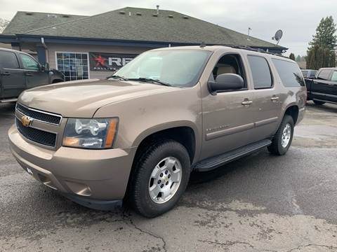2007 Chevrolet Suburban for sale at South Commercial Auto Sales in Salem OR