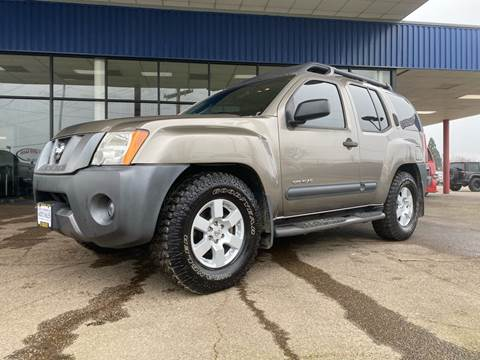 2005 Nissan Xterra for sale at South Commercial Auto Sales in Salem OR