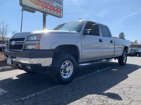2007 Chevrolet Silverado 2500HD Classic for sale at South Commercial Auto Sales in Salem OR