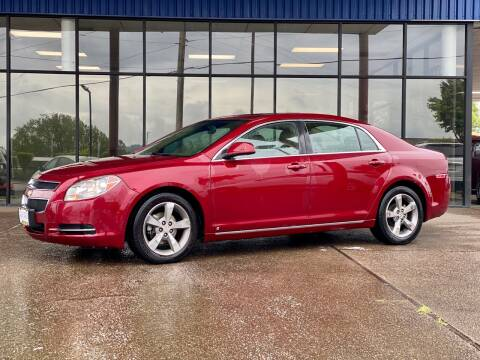 2009 Chevrolet Malibu for sale at South Commercial Auto Sales in Salem OR