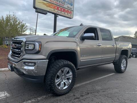 2017 GMC Sierra 1500 for sale at South Commercial Auto Sales in Salem OR