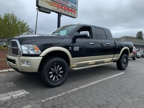 2011 RAM Ram Pickup 3500 for sale at South Commercial Auto Sales in Salem OR
