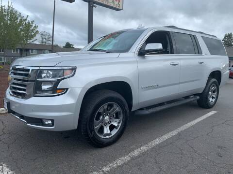 2019 Chevrolet Suburban for sale at South Commercial Auto Sales in Salem OR