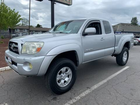 2008 Toyota Tacoma for sale at South Commercial Auto Sales in Salem OR