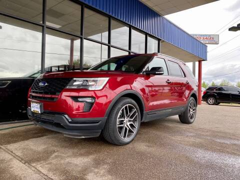 2019 Ford Explorer for sale at South Commercial Auto Sales in Salem OR