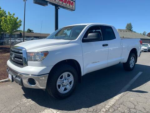 2012 Toyota Tundra for sale at South Commercial Auto Sales in Salem OR