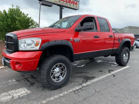 2007 Dodge Ram Pickup 2500 for sale at South Commercial Auto Sales in Salem OR