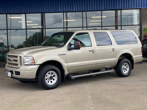 2005 Ford Excursion for sale at South Commercial Auto Sales in Salem OR