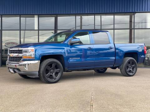 2016 Chevrolet Silverado 1500 for sale at South Commercial Auto Sales in Salem OR