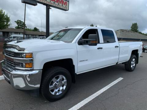 2017 Chevrolet Silverado 2500HD for sale at South Commercial Auto Sales in Salem OR