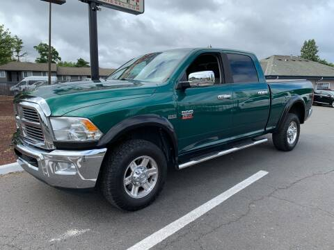 2011 RAM Ram Pickup 2500 for sale at South Commercial Auto Sales in Salem OR