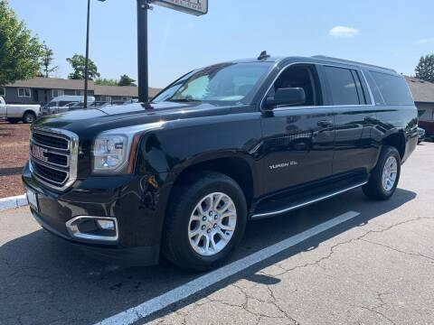 2019 GMC Yukon XL for sale at South Commercial Auto Sales in Salem OR