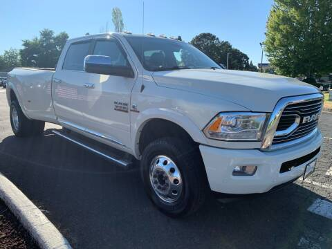 2018 RAM Ram Pickup 3500 for sale at South Commercial Auto Sales in Salem OR