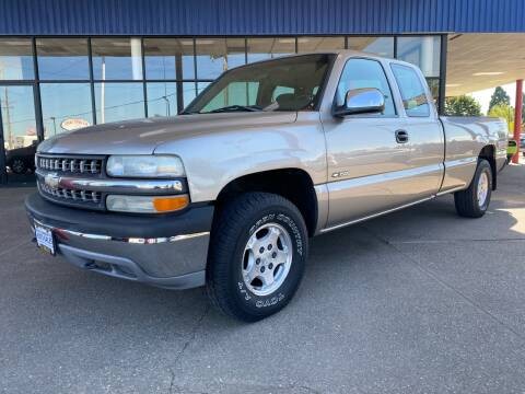 2001 Chevrolet Silverado 1500 for sale at South Commercial Auto Sales in Salem OR