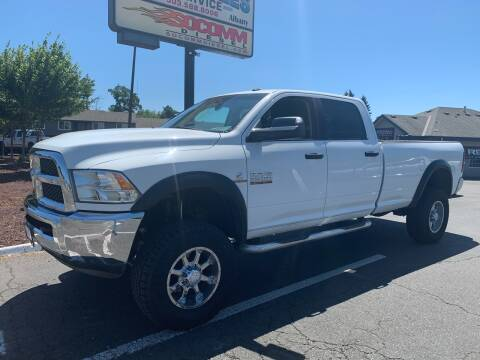 2014 RAM Ram Pickup 3500 for sale at South Commercial Auto Sales in Salem OR