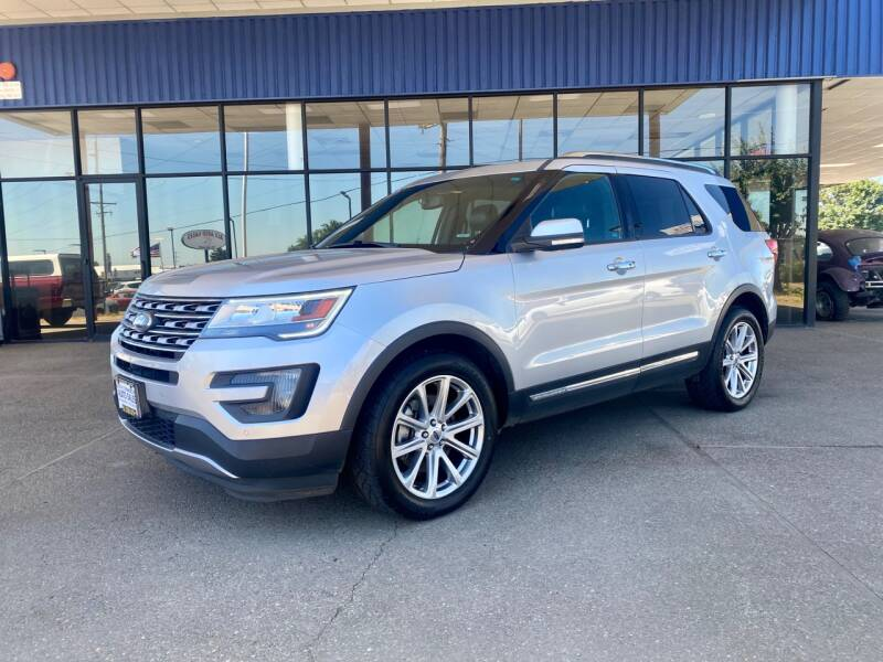 2016 Ford Explorer for sale at South Commercial Auto Sales in Salem OR