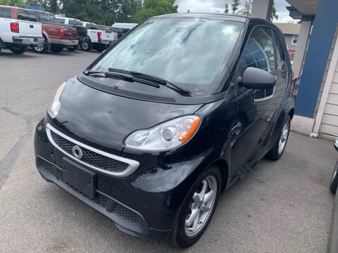 2014 Smart fortwo for sale at South Commercial Auto Sales in Salem OR