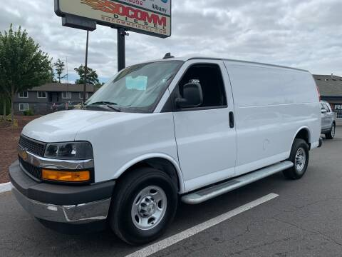 2019 Chevrolet Express Cargo for sale at South Commercial Auto Sales in Salem OR
