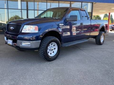2004 Ford F-150 for sale at South Commercial Auto Sales in Salem OR